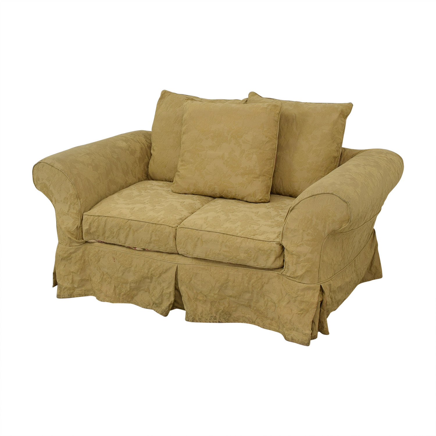 Domain Domain French Country-Style Loveseat