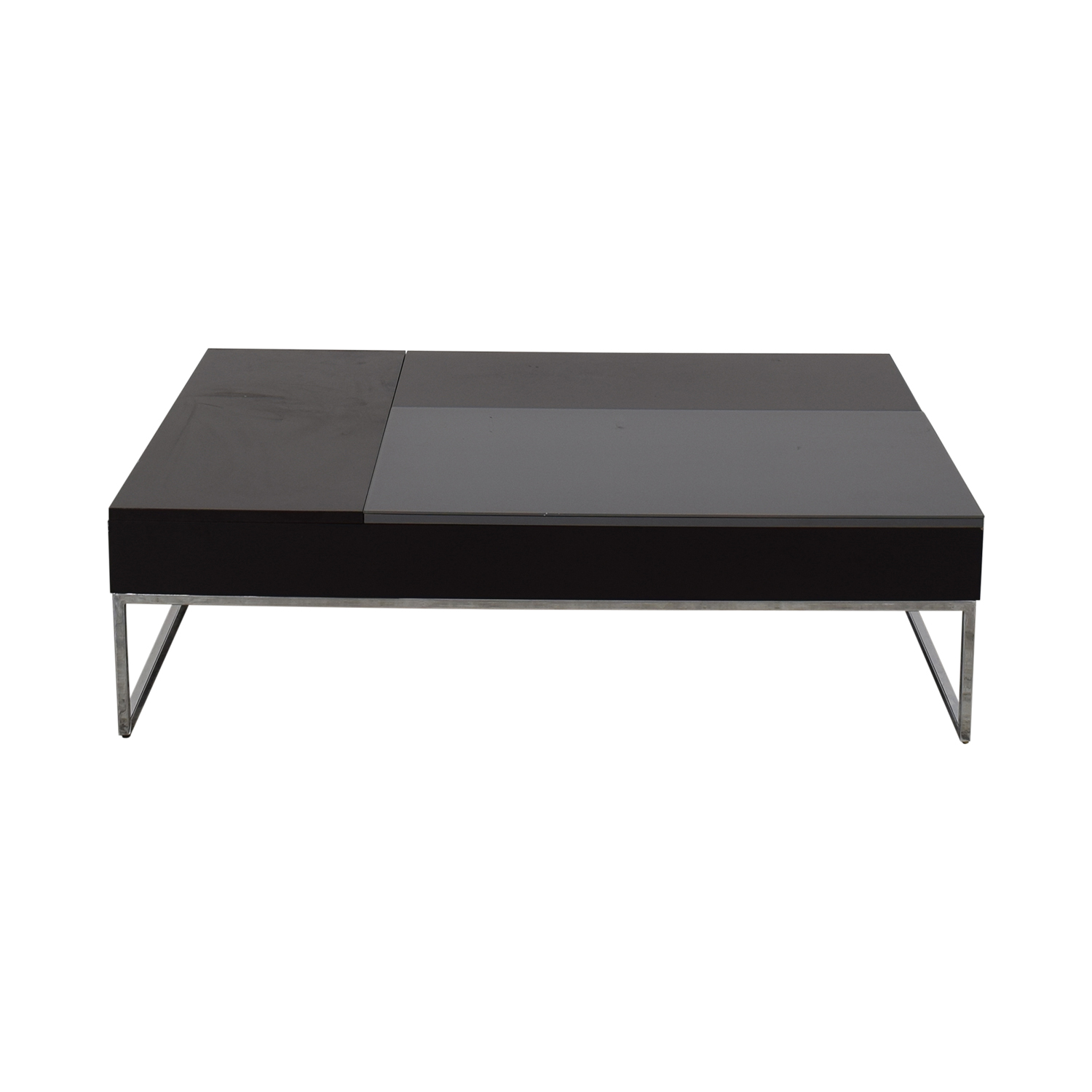 shop BoConcept Chiva Functional Coffee Table with Storage BoConcept Tables