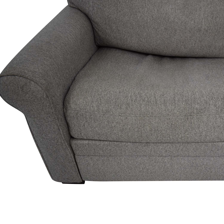 buy American Leather Gaines Queen Sleeper Sofa American Leather Sofa Beds
