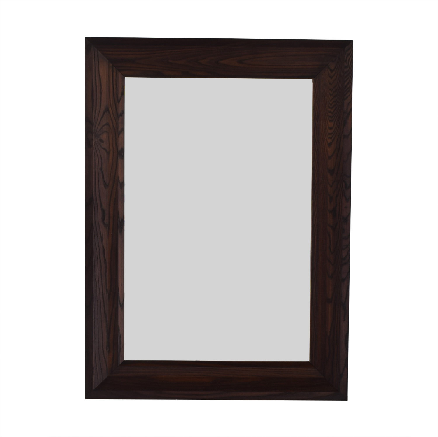 Crate & Barrel Crate & Barrel Oversized Rectangular Mirror