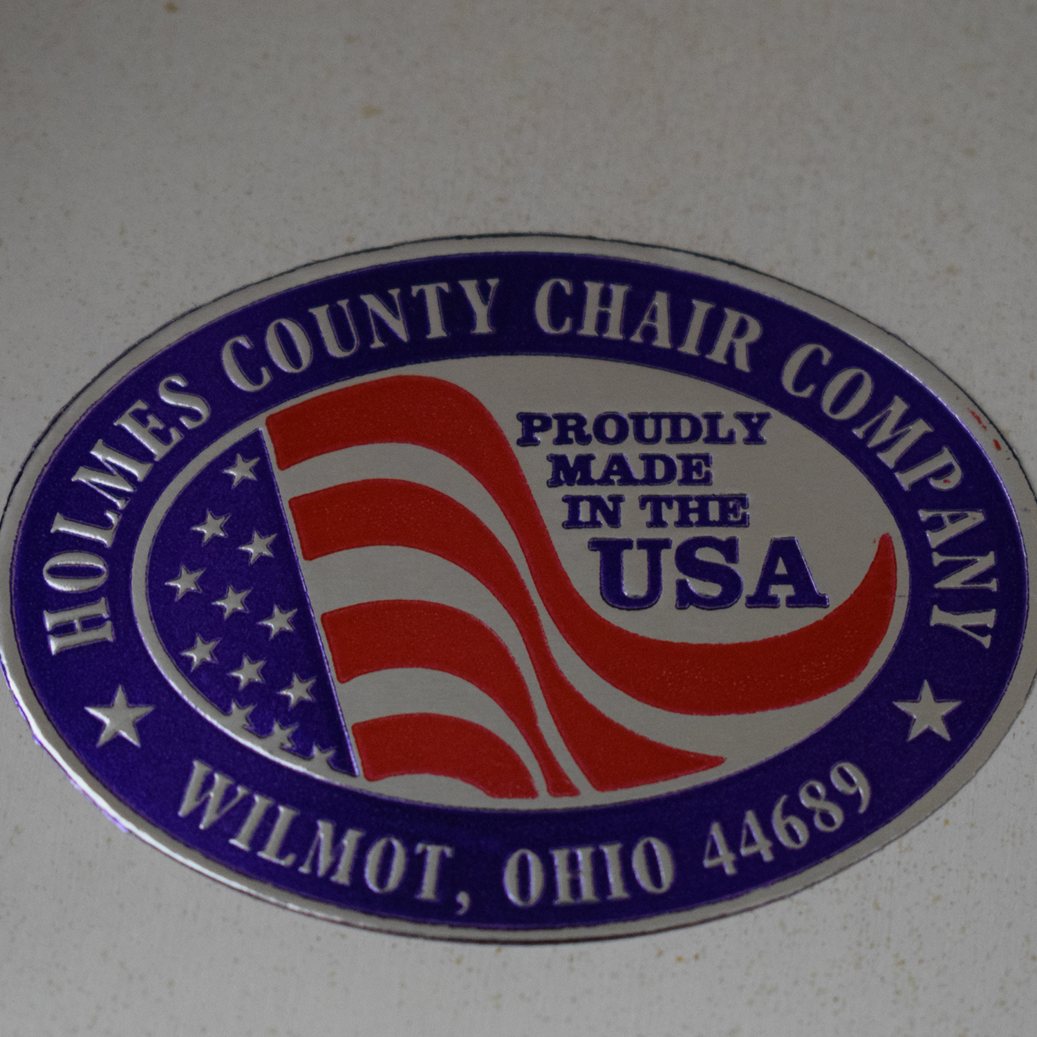 Holmes County Chair Company Holmes County Chair Company Armoire on sale