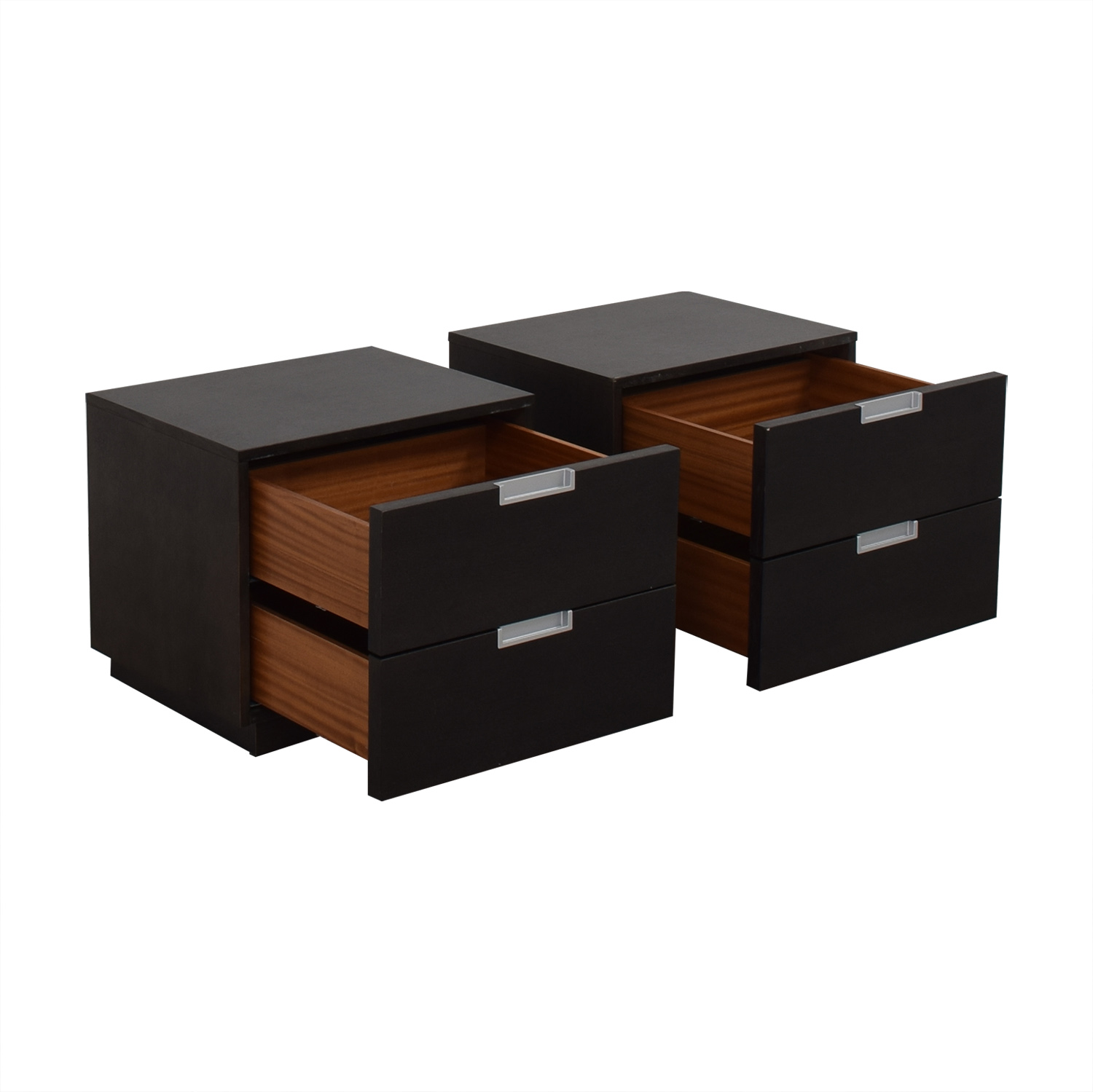 Mobican Mobican Stella Two Drawer Night Tables for sale