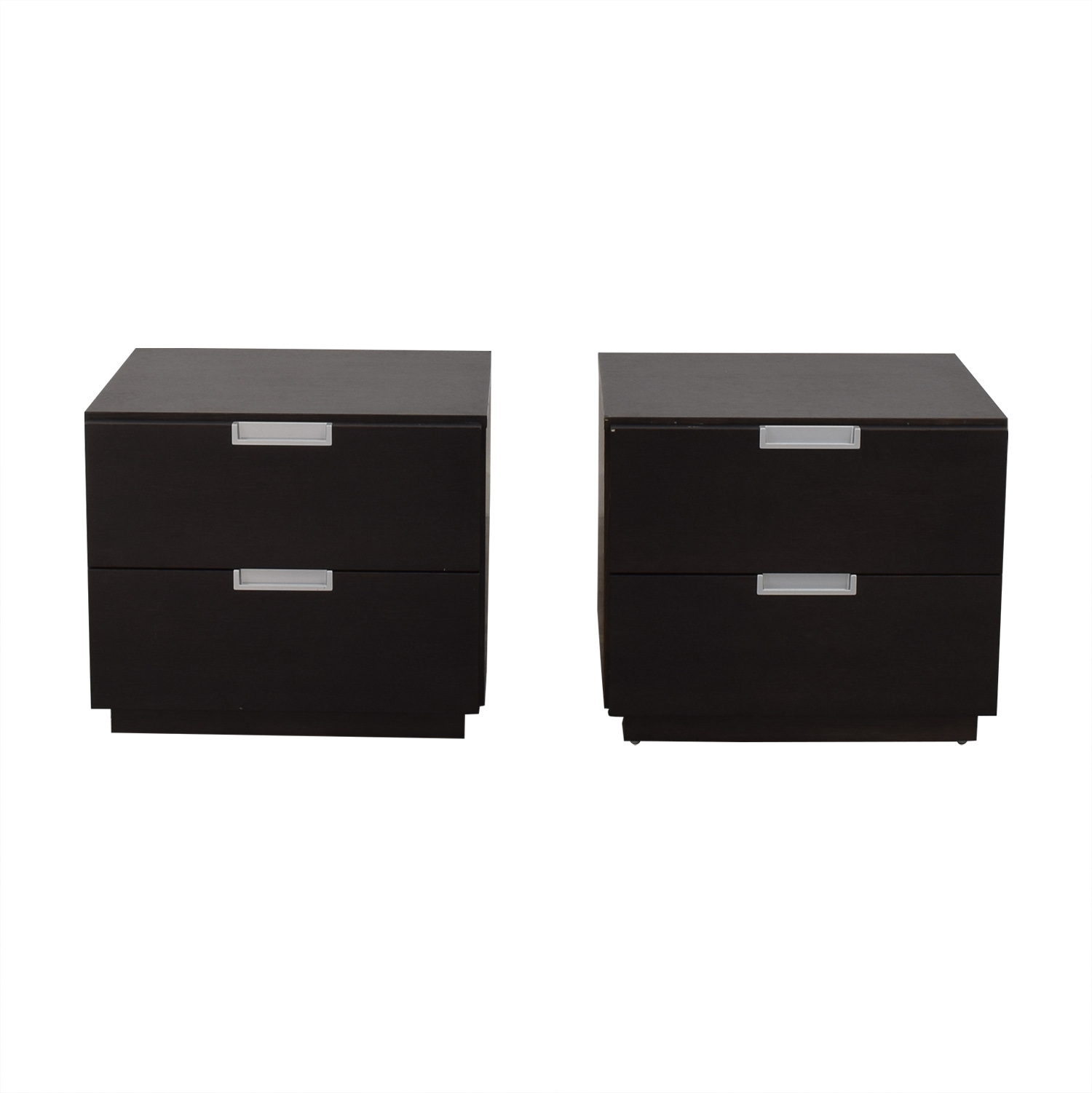 Mobican Mobican Stella Two Drawer Night Tables Tables