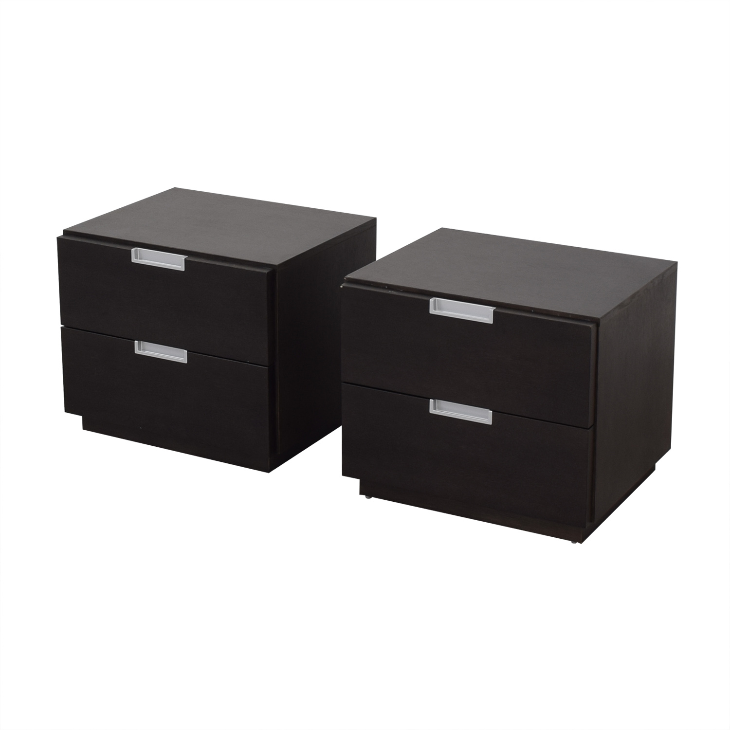 Mobican Mobican Stella Two Drawer Night Tables nj