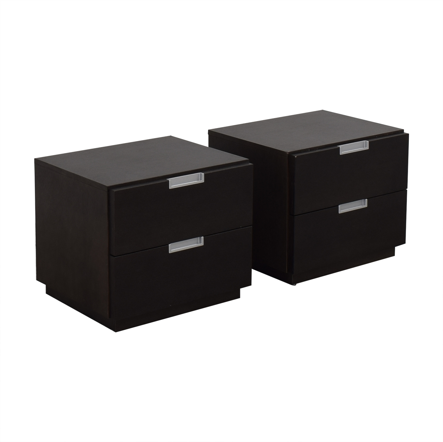 Mobican Stella Two Drawer Night Tables sale