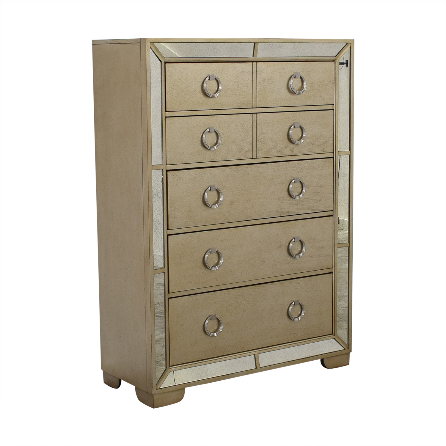 Macy's Ailey Five Drawer Chest sale