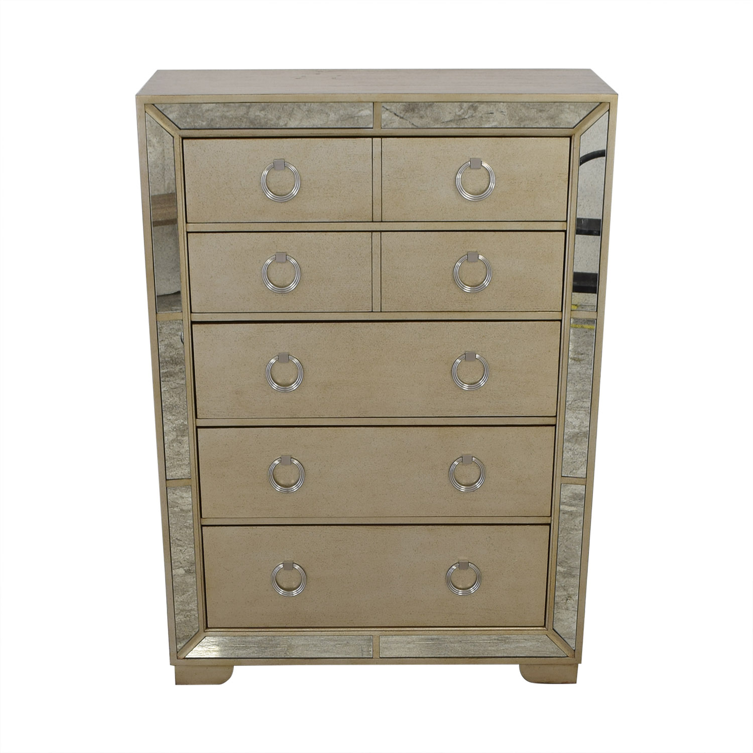 Macy's Macy's Ailey Five Drawer Chest Dressers