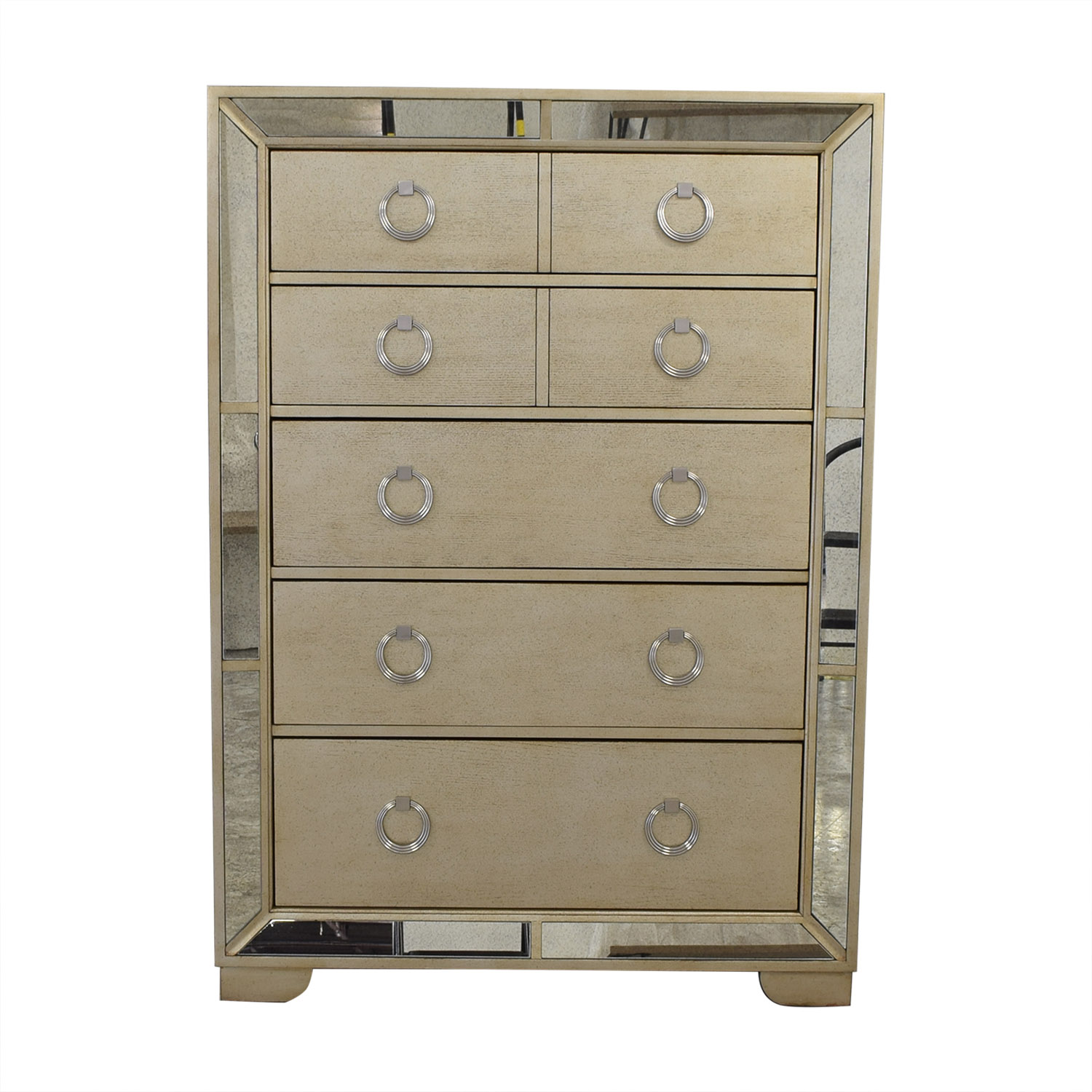 Macy's Macy's Ailey Five Drawer Chest on sale