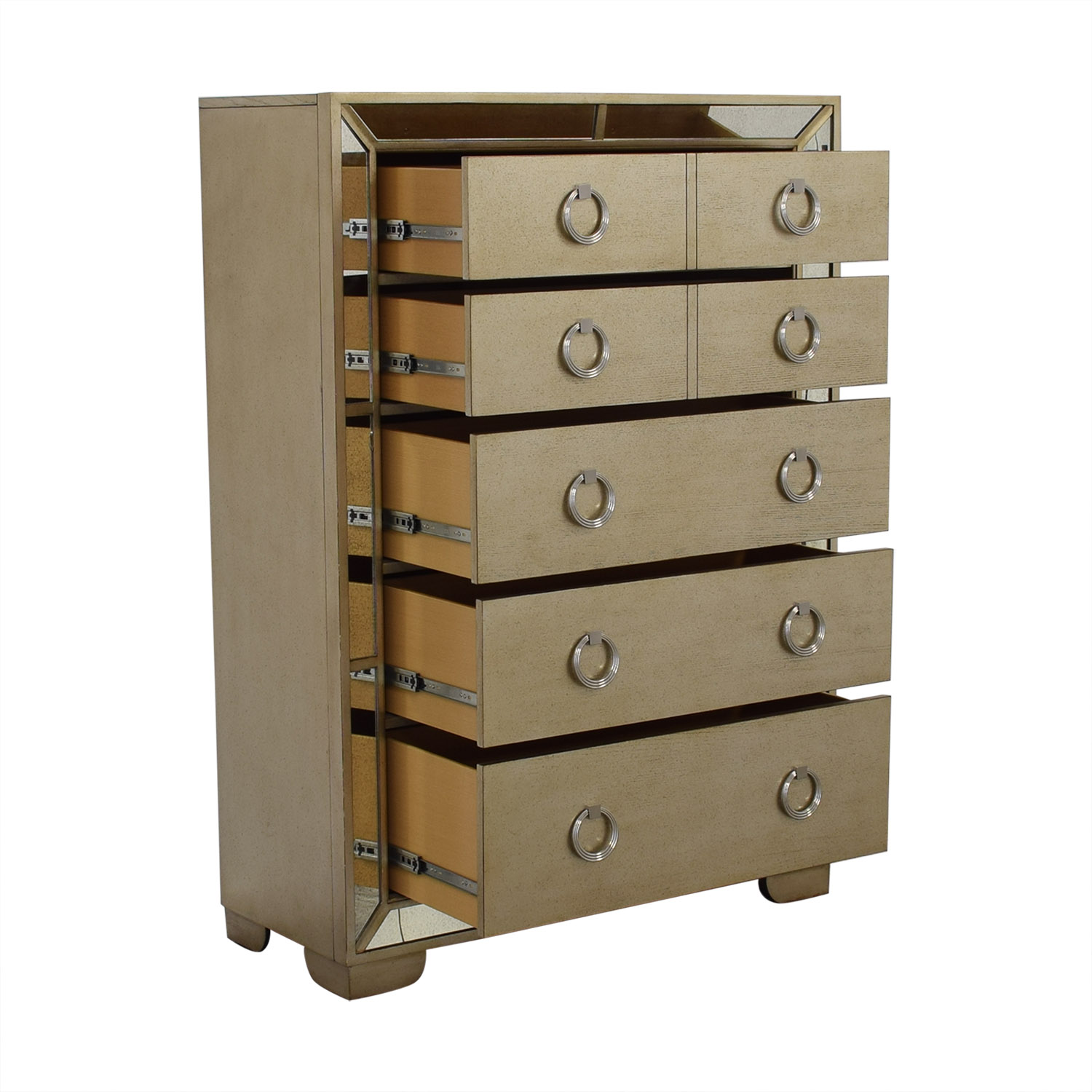 Macy's Macy's Ailey Five Drawer Chest for sale