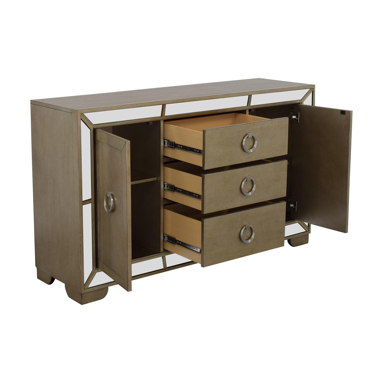 shop Macy's Ailey Sideboard Macy's Dressers