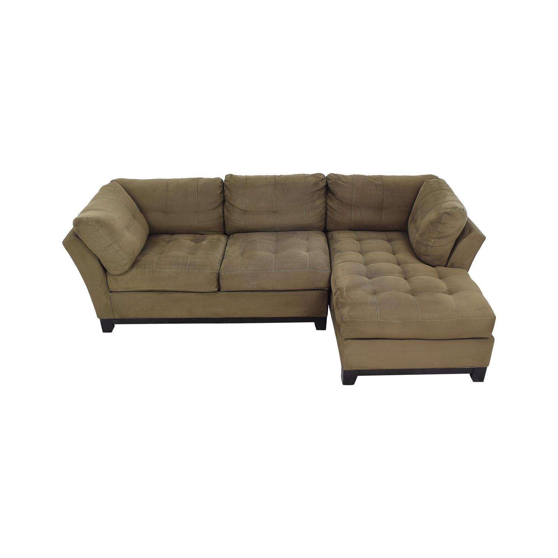 Cindy Crawford Home Cindy Crawford Home Metropolis Sectional Sofa Sofas