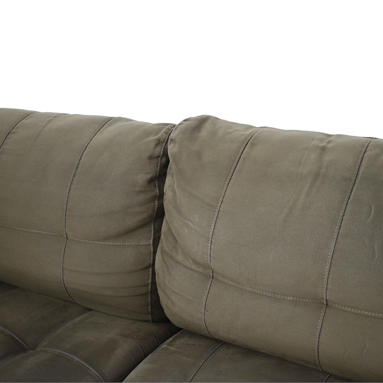 Cindy Crawford Home Cindy Crawford Home Metropolis Sectional Sofa used
