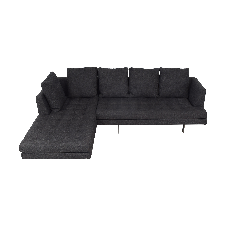 Bensen Bensen Edward Sectional Sofa 175 on sale