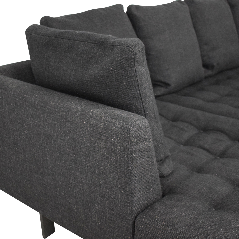 buy Bensen Bensen Edward Sectional Sofa 175 online