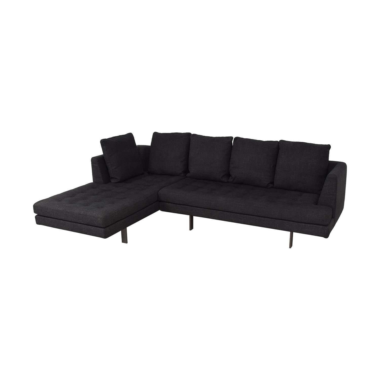 shop Bensen Edward Sectional Sofa 175 Bensen Sofas