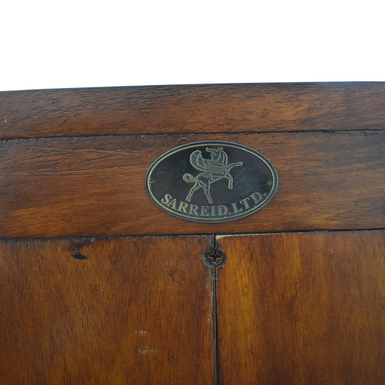 Sarreid Sarreid Double Chepstow Bookcase Bookcases & Shelving