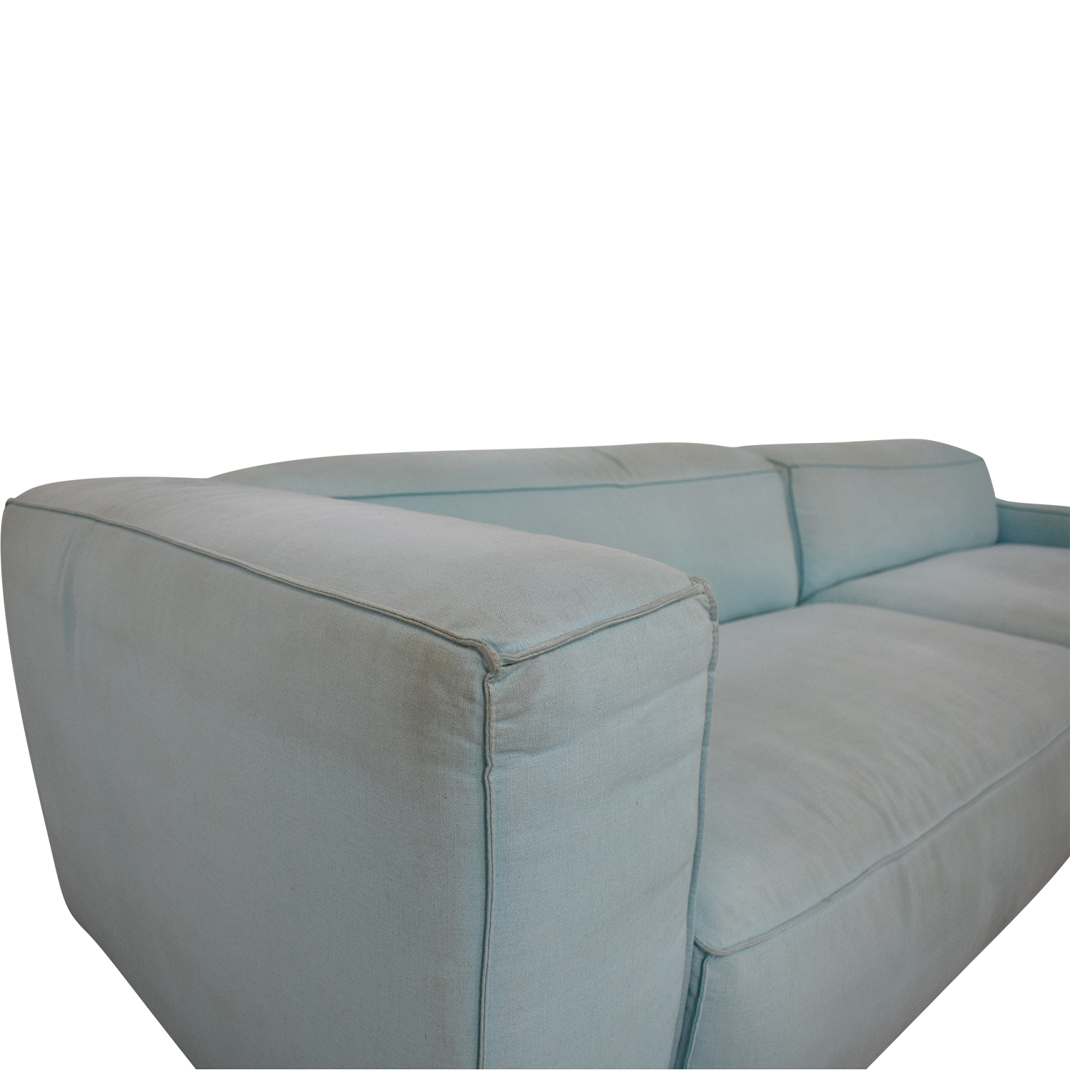 Interior Define Interior Define Two-Piece Sectional Sofa second hand