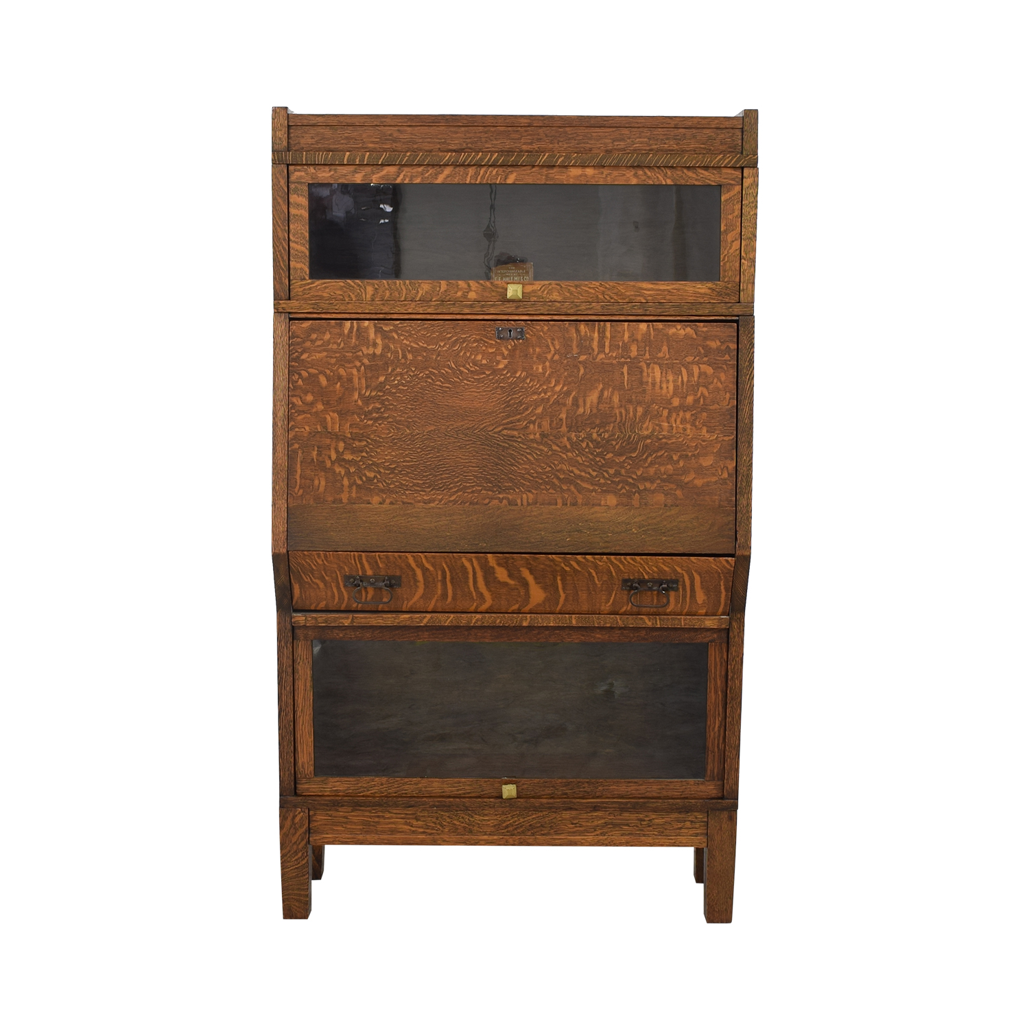 Hale Hale Manufacturing Early American Antique Secretary discount