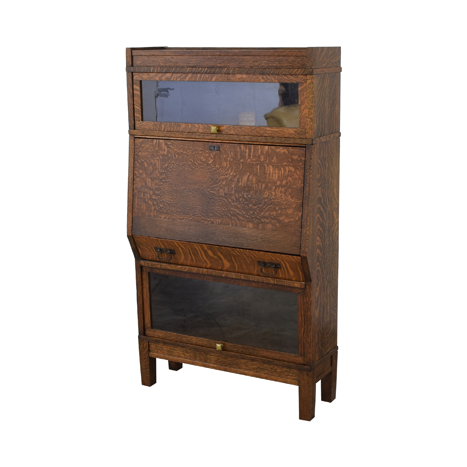Hale Manufacturing Early American Antique Secretary / Tables