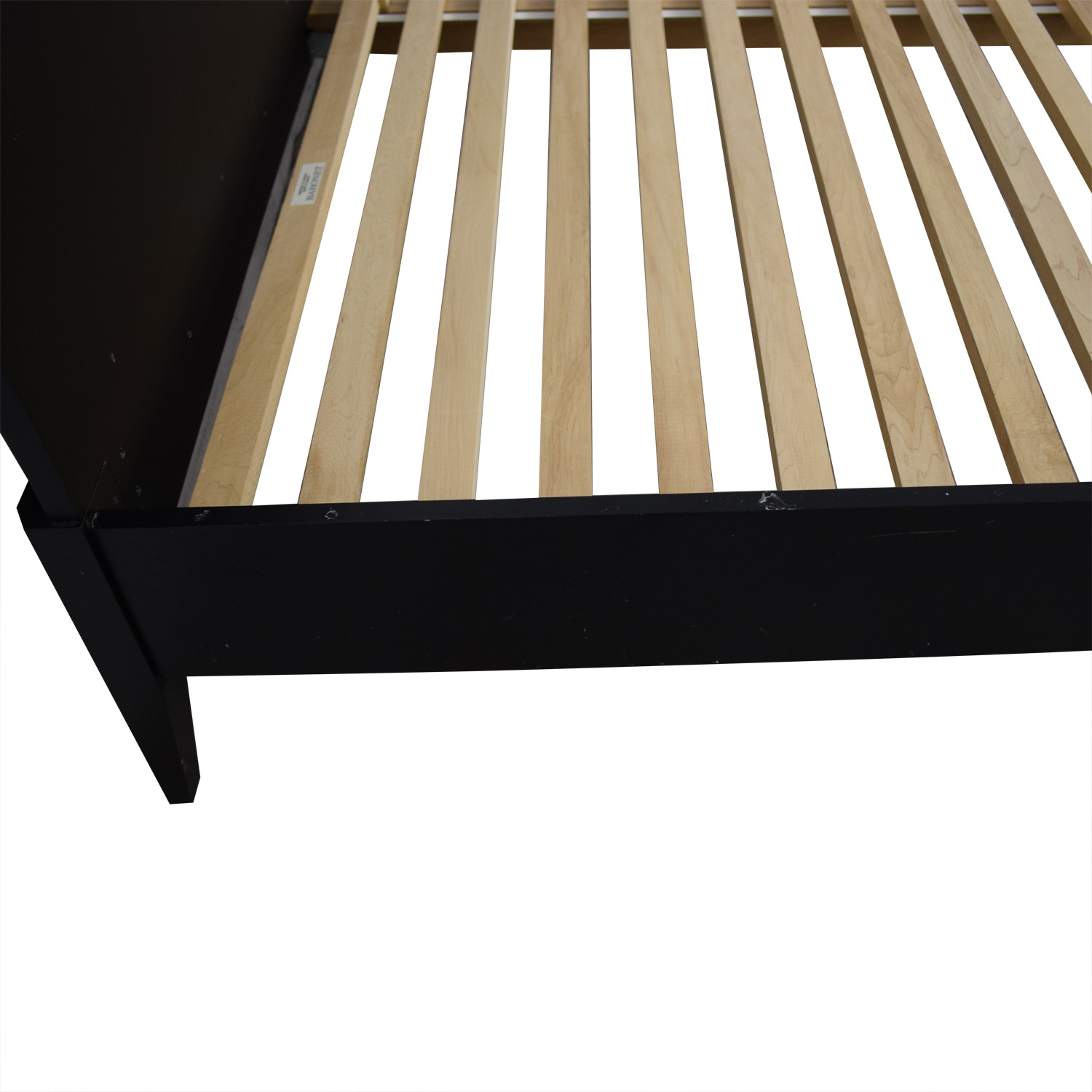 Baronet Baronet Wood King Bed Frame on sale