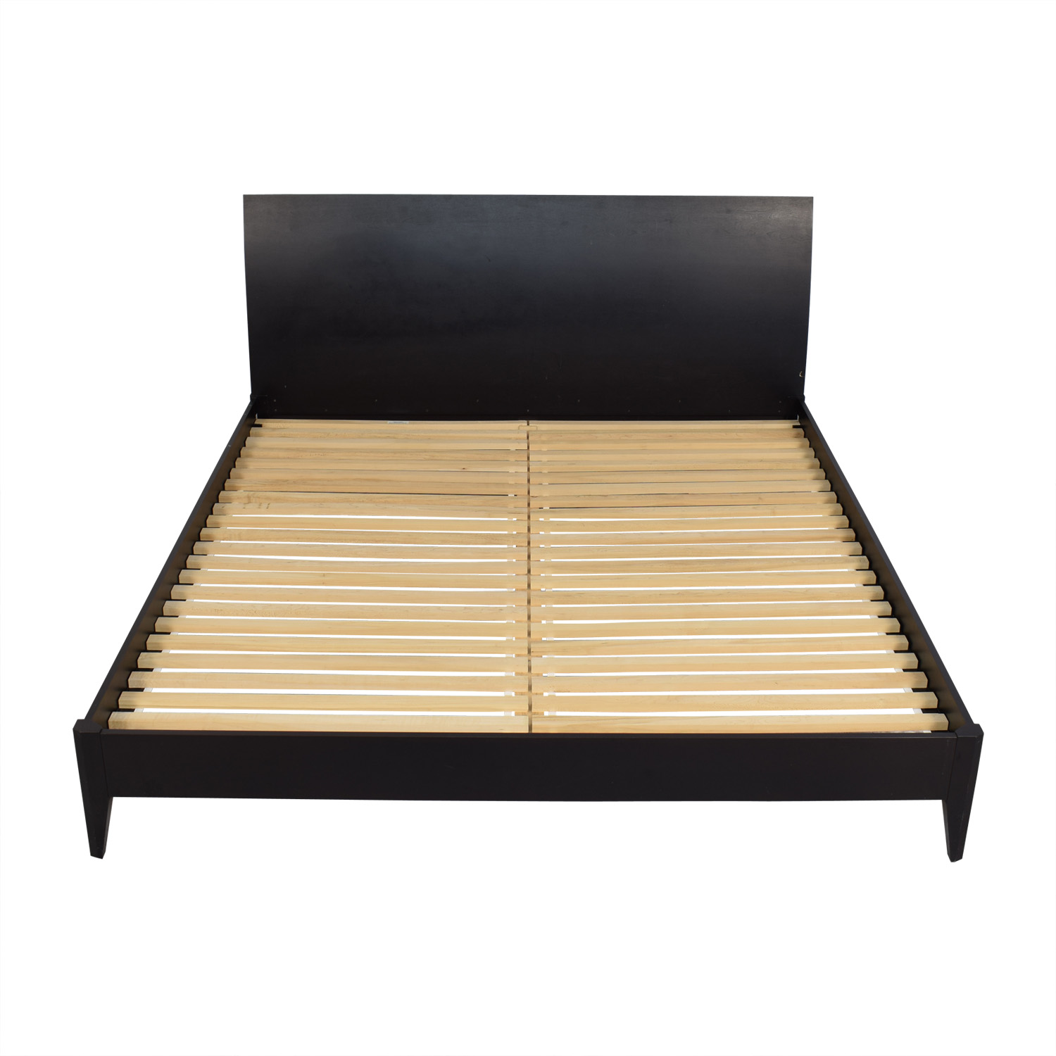 Baronet Baronet Wood King Bed Frame Beds
