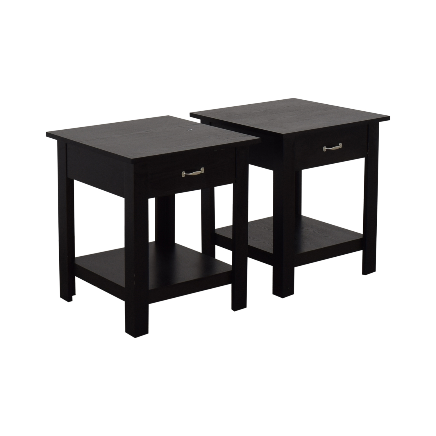 Single Drawer End Tables on sale