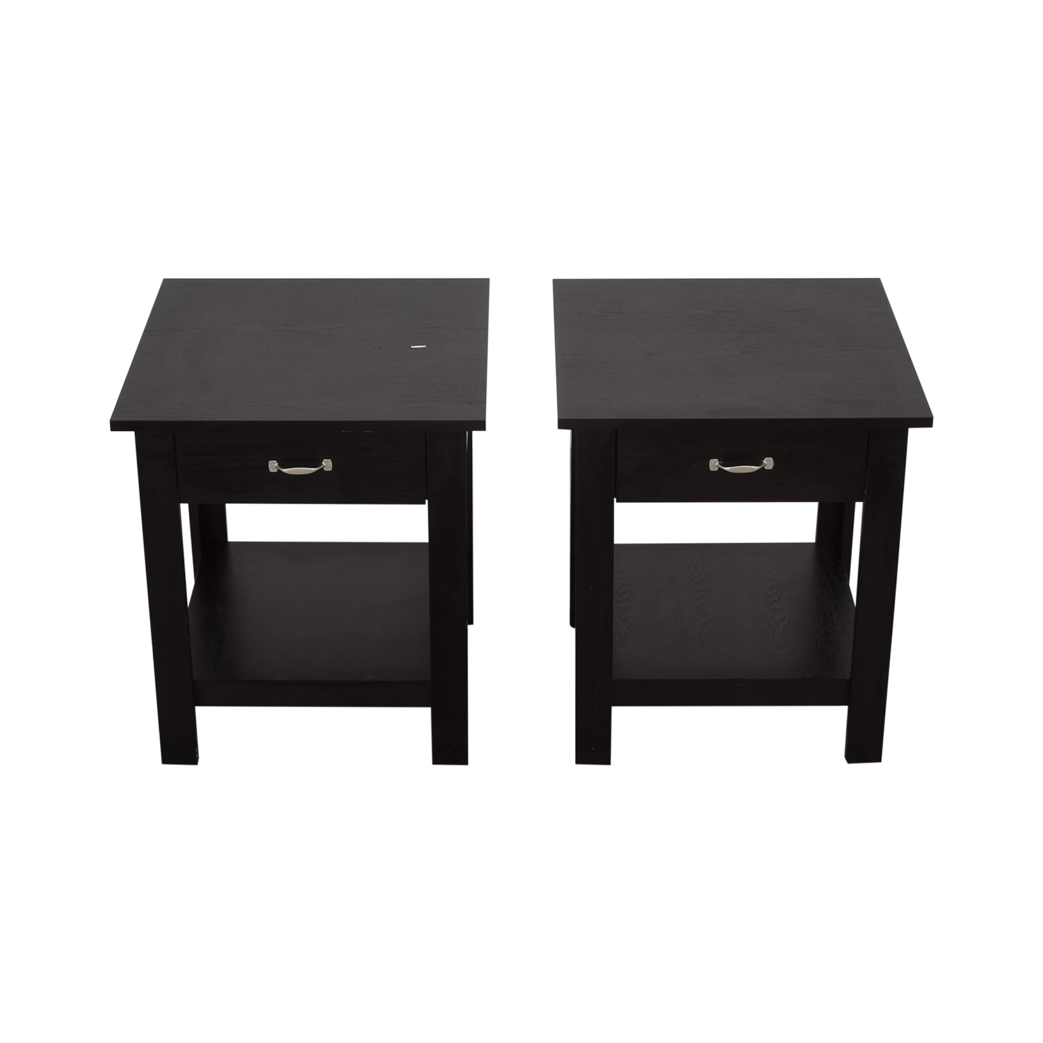 Single Drawer End Tables second hand