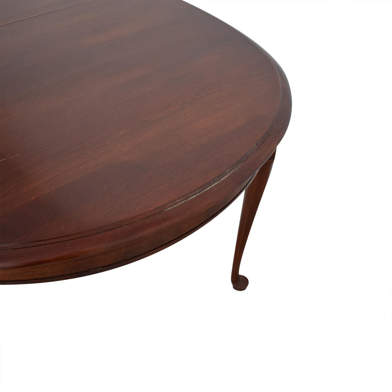 Kincaid Furniture Kincaid Extendable Dining table Tables