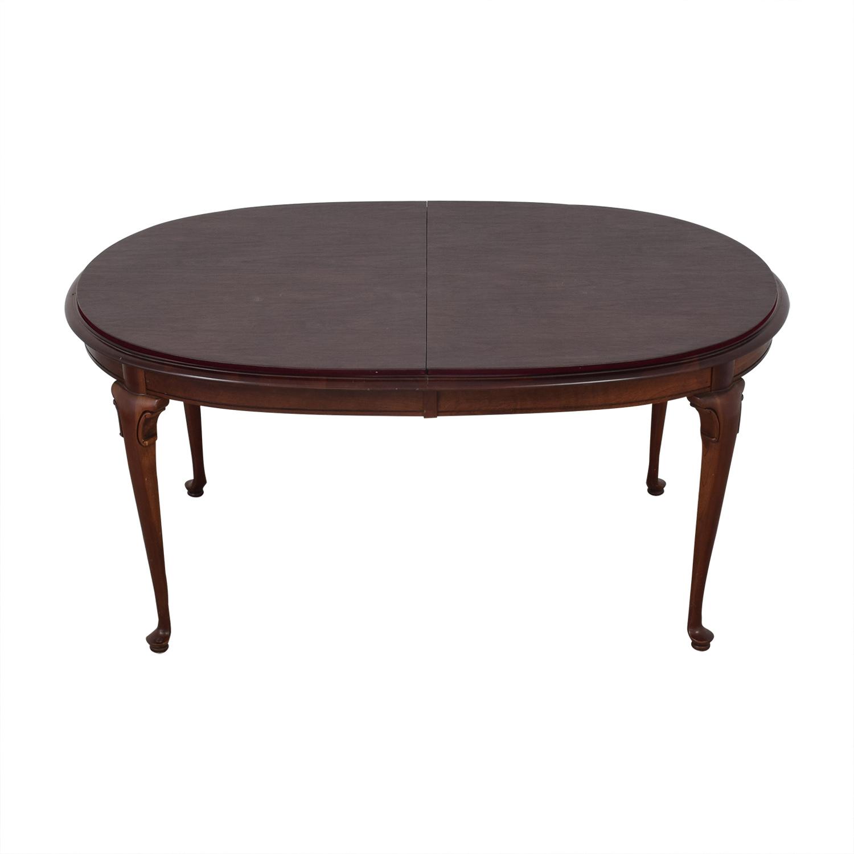 Kincaid Furniture Kincaid Extendable Dining table Dinner Tables
