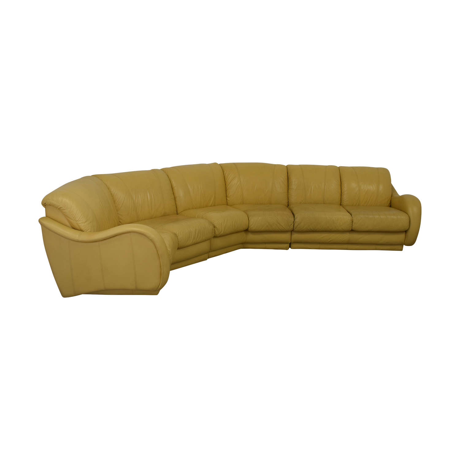 Leather Sectional Sofa for sale