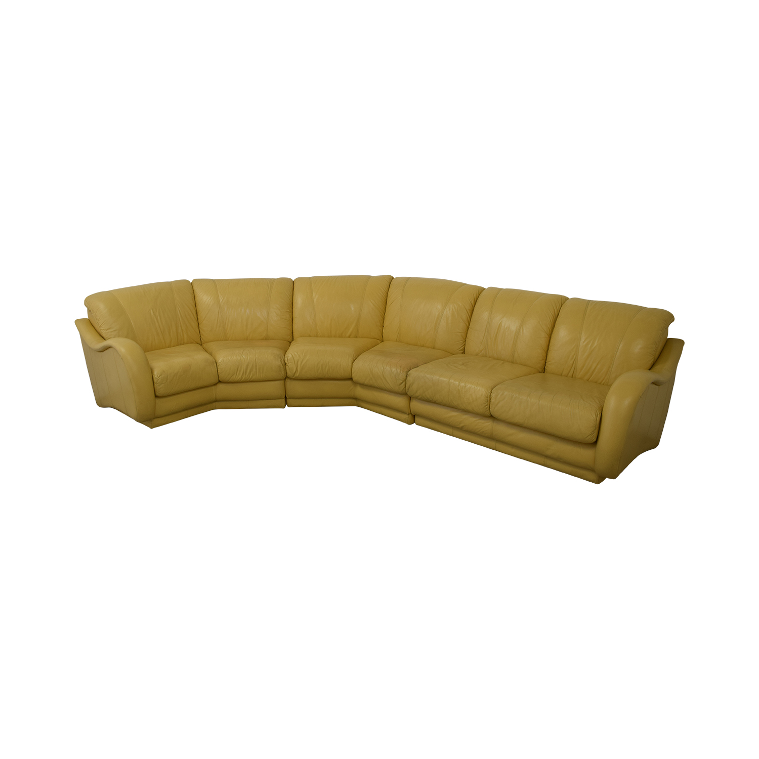 shop Leather Sectional Sofa  Sectionals