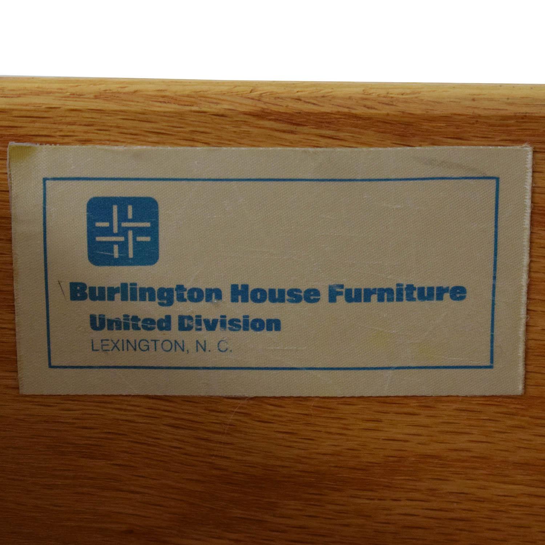 Burlington House Furniture Burlington House Furniture Dual Mirror Dresser on sale