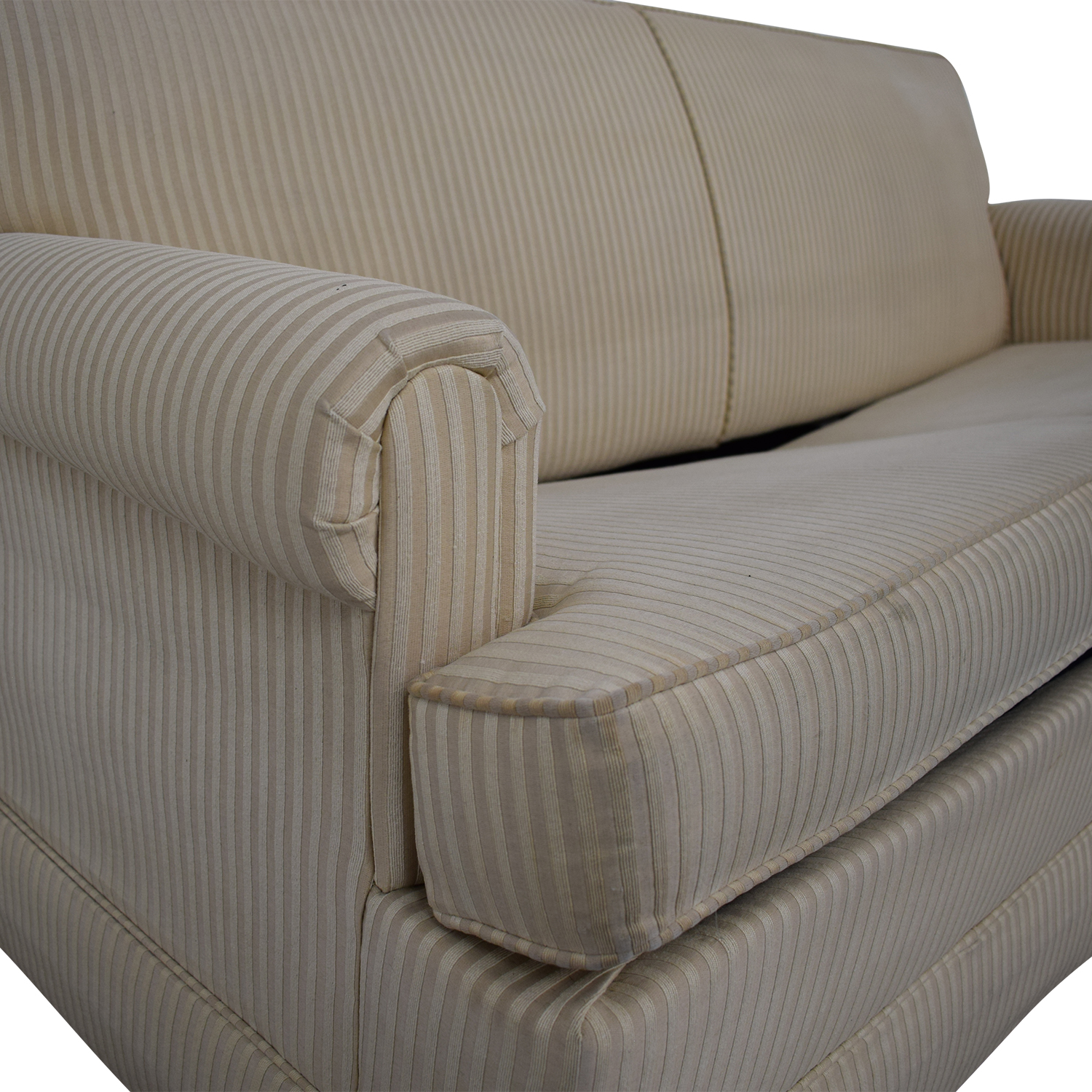 Stearns & Foster Stearns & Foster Two-Cushion Sleeper Sofa coupon
