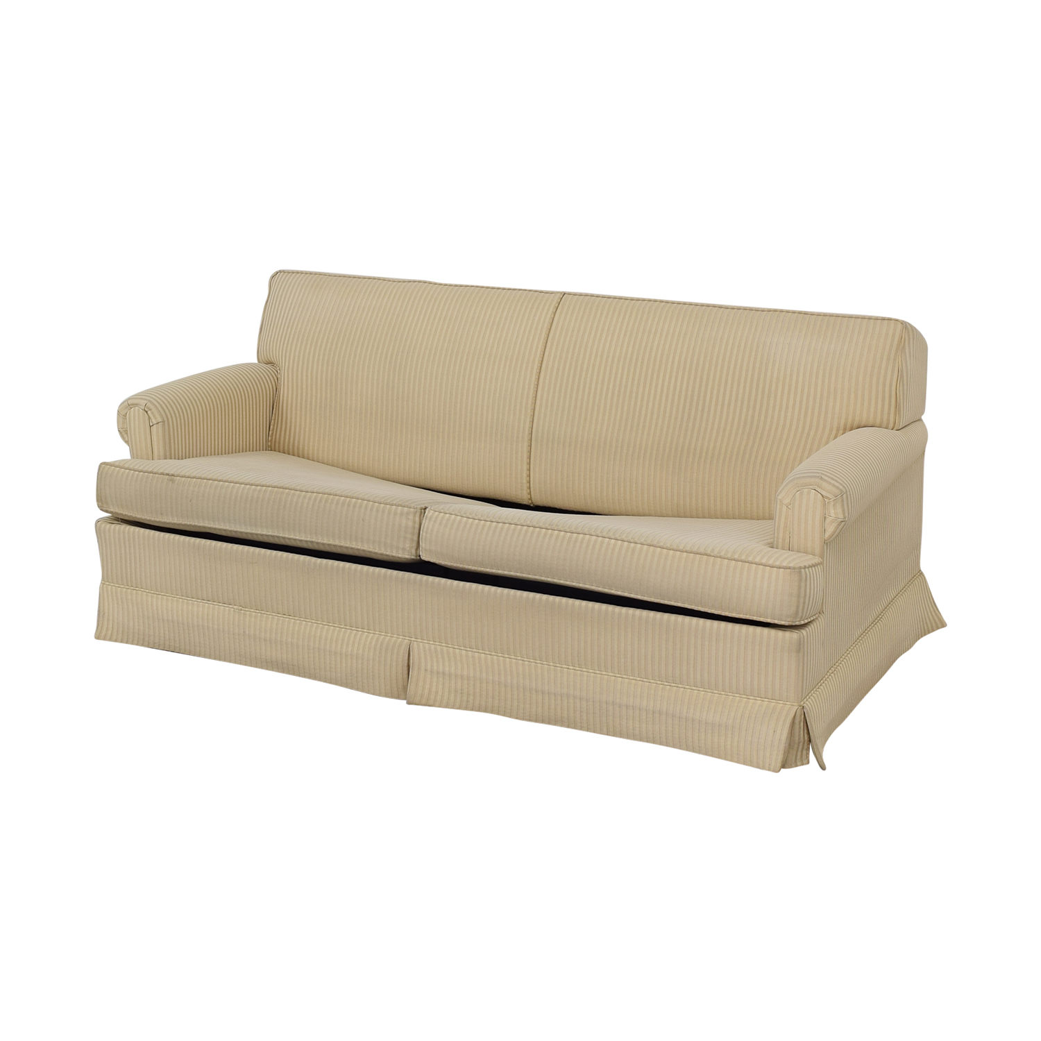 buy Stearns & Foster Two-Cushion Sleeper Sofa Stearns & Foster Sofa Beds