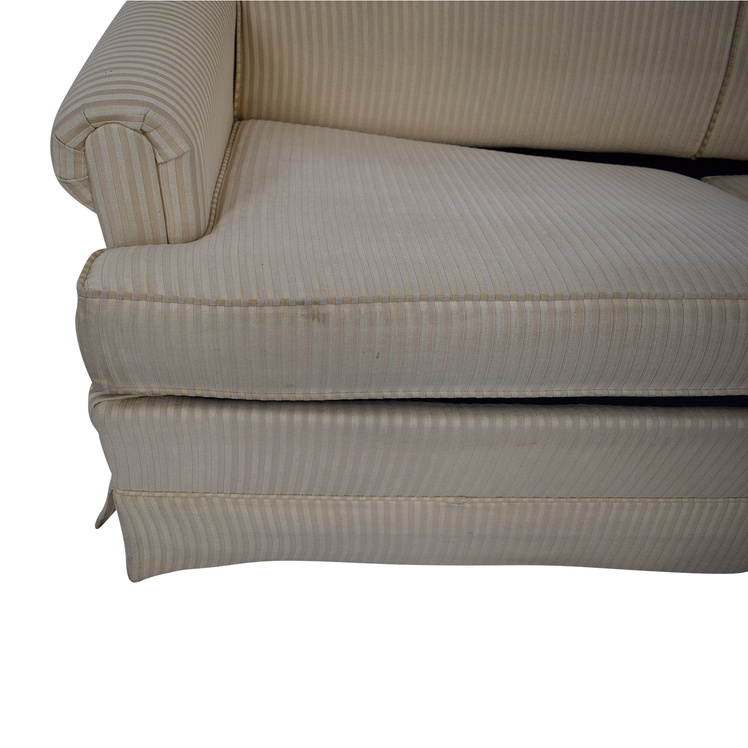 Stearns & Foster Stearns & Foster Two-Cushion Sleeper Sofa for sale