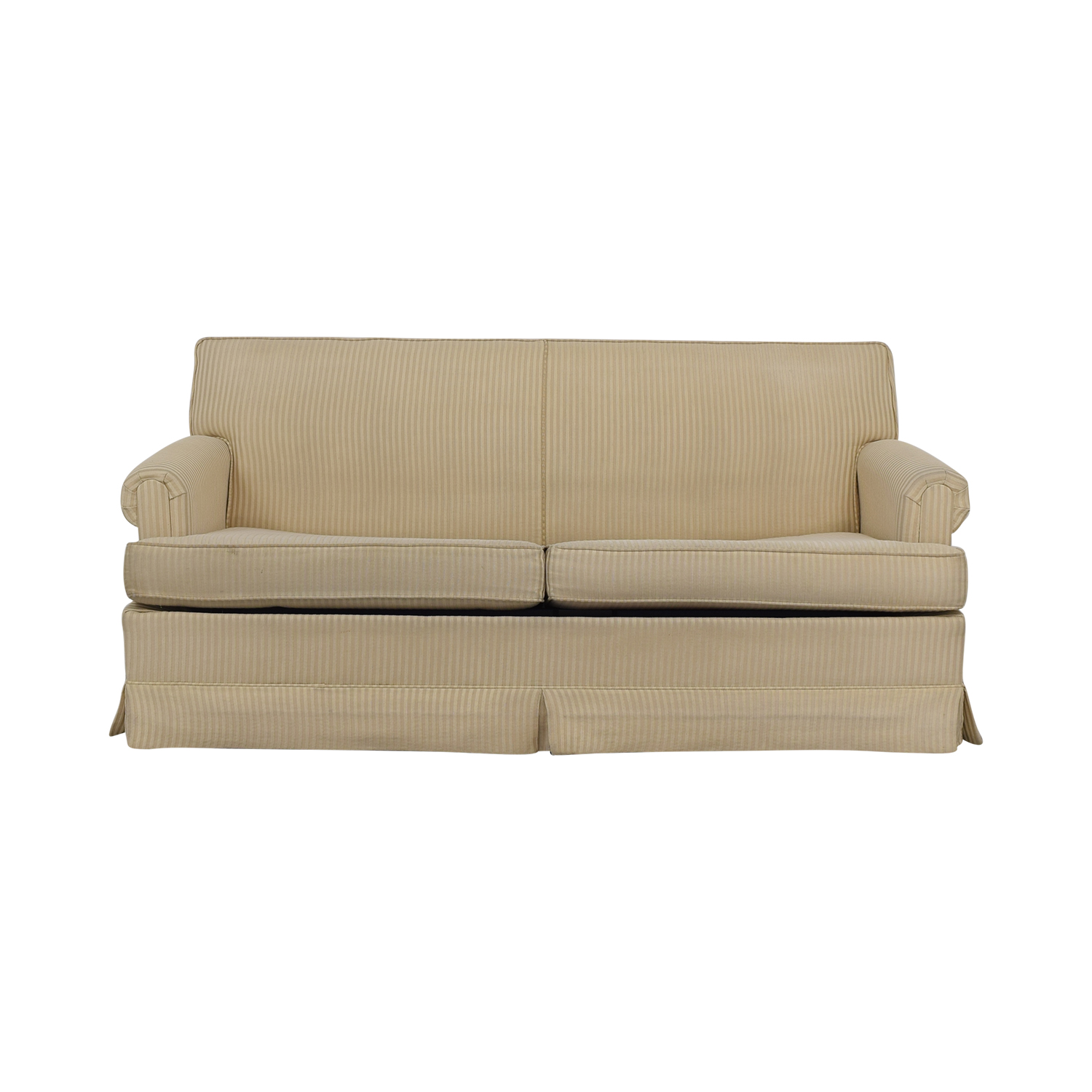 Stearns & Foster Stearns & Foster Two-Cushion Sleeper Sofa