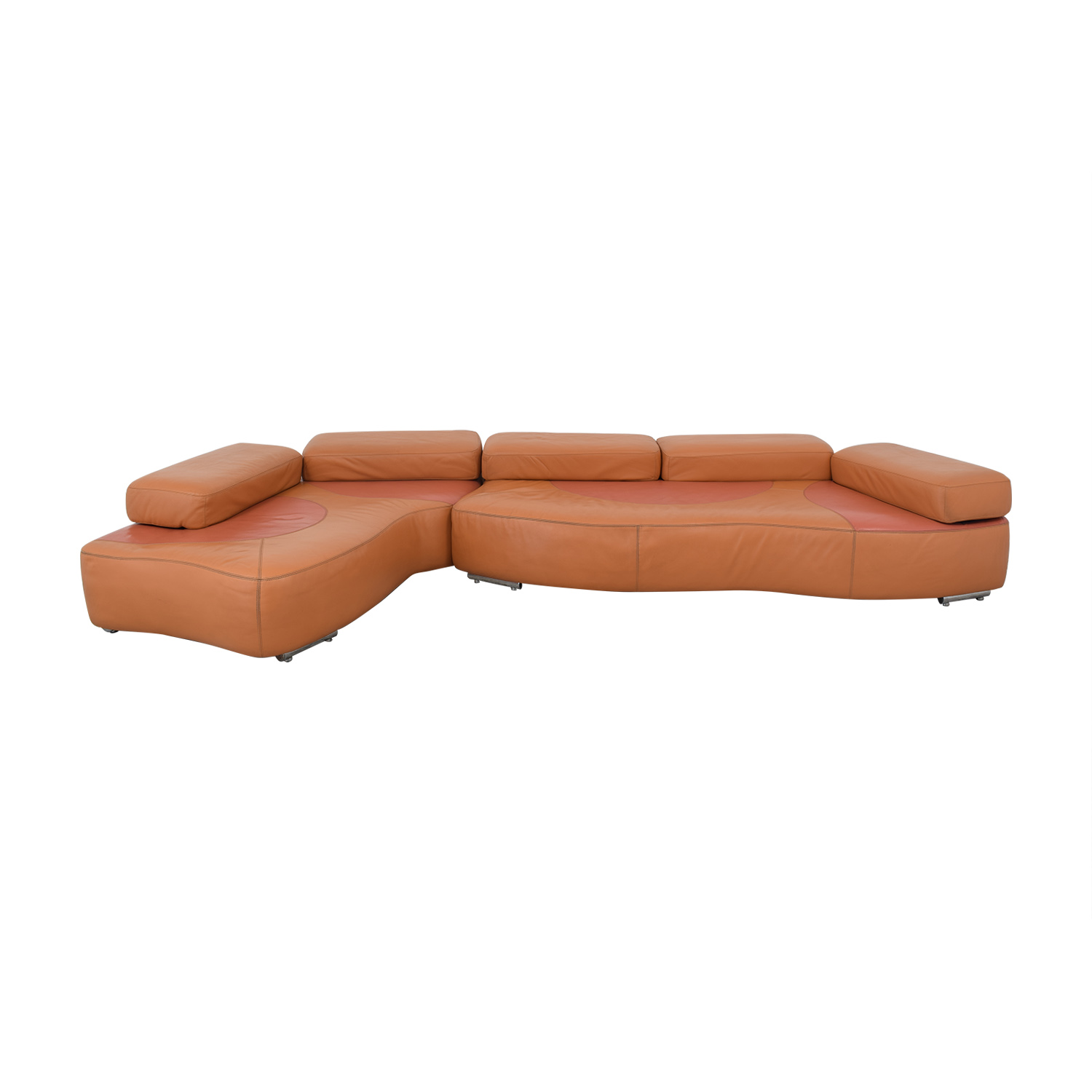 Poltromec Poltromec Two-Piece Sectional Sofa price