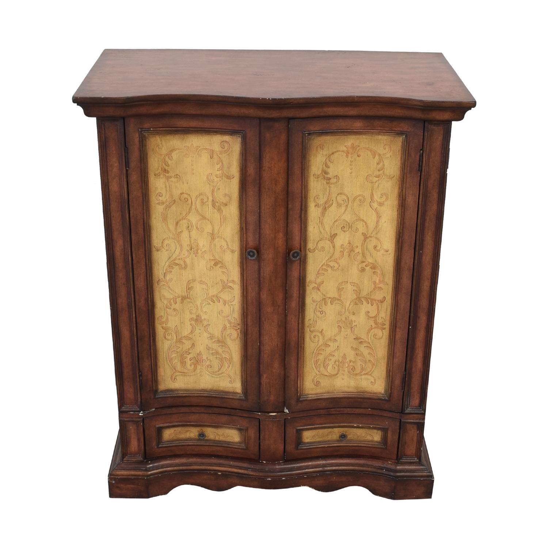 shop Rustic Two Door Armoire  Wardrobes & Armoires