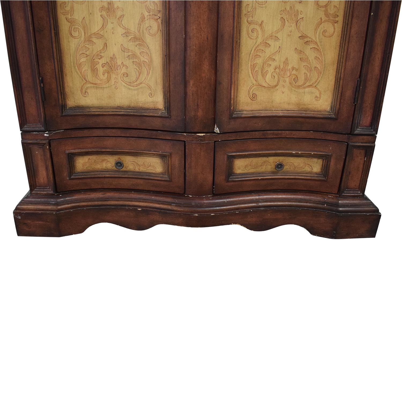Rustic Two Door Armoire / Storage