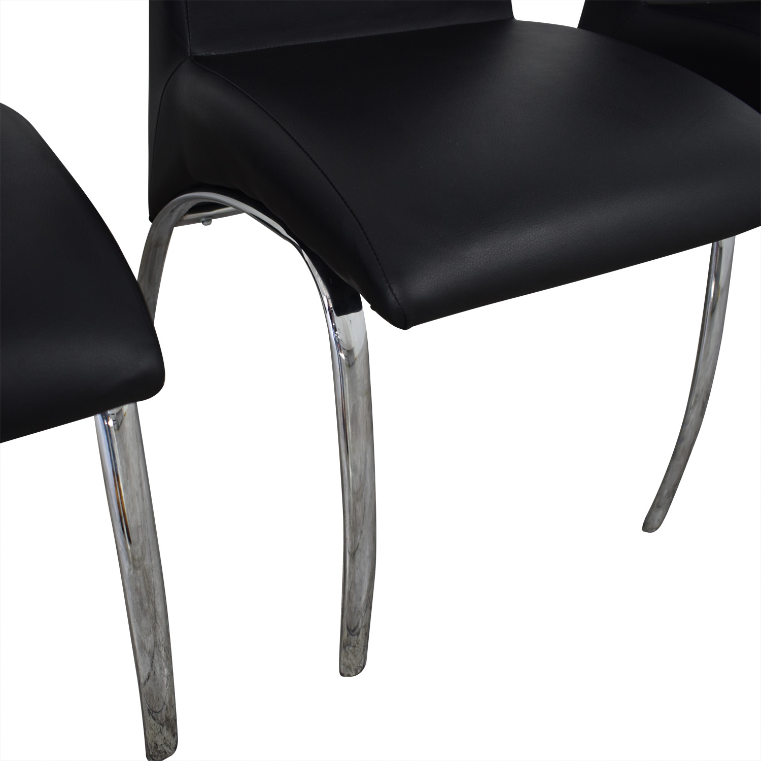 Coaster Fine Furniture Coaster Ophelia Leather Dining Chairs price