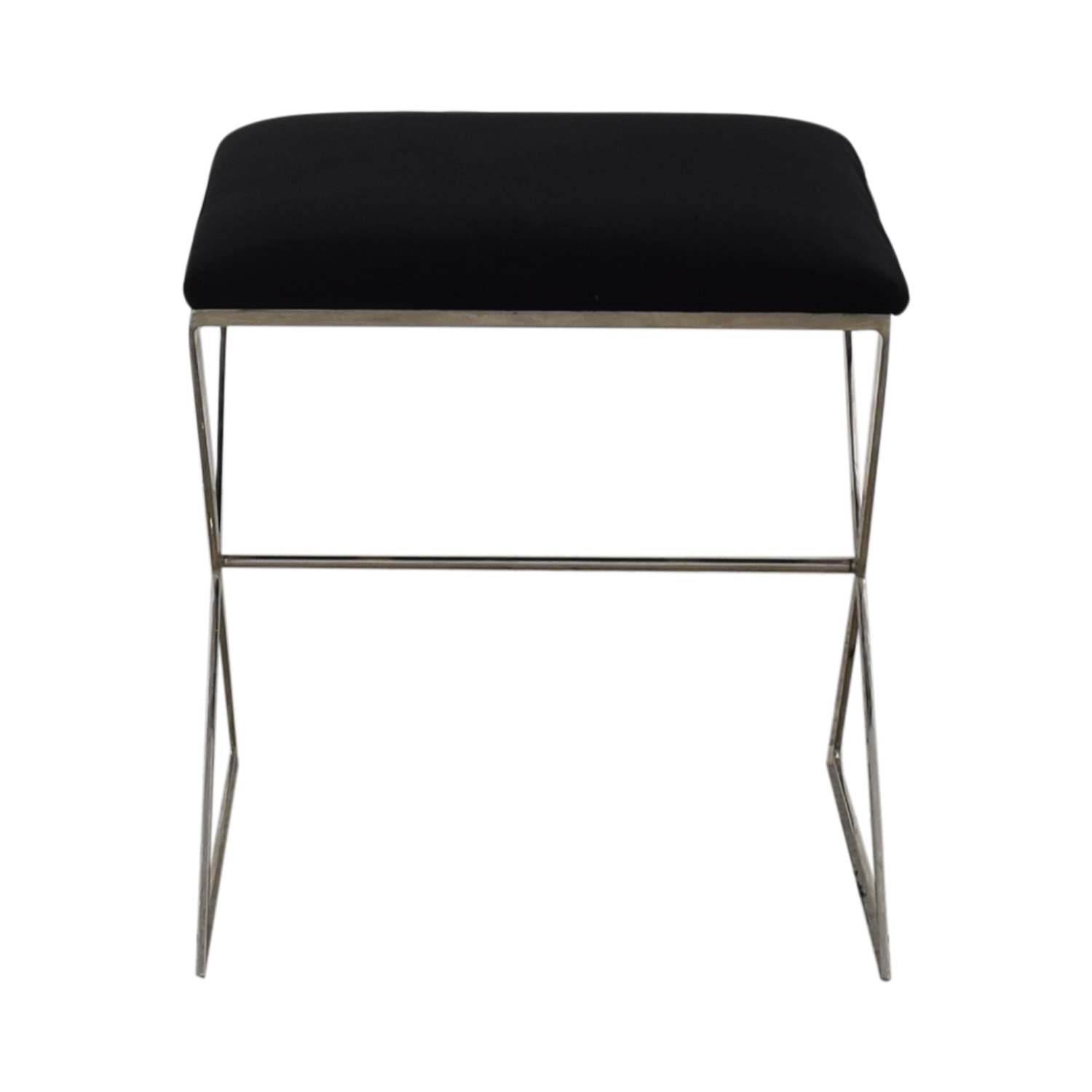 buy Worlds Away Worlds Away Chrome X Stool online