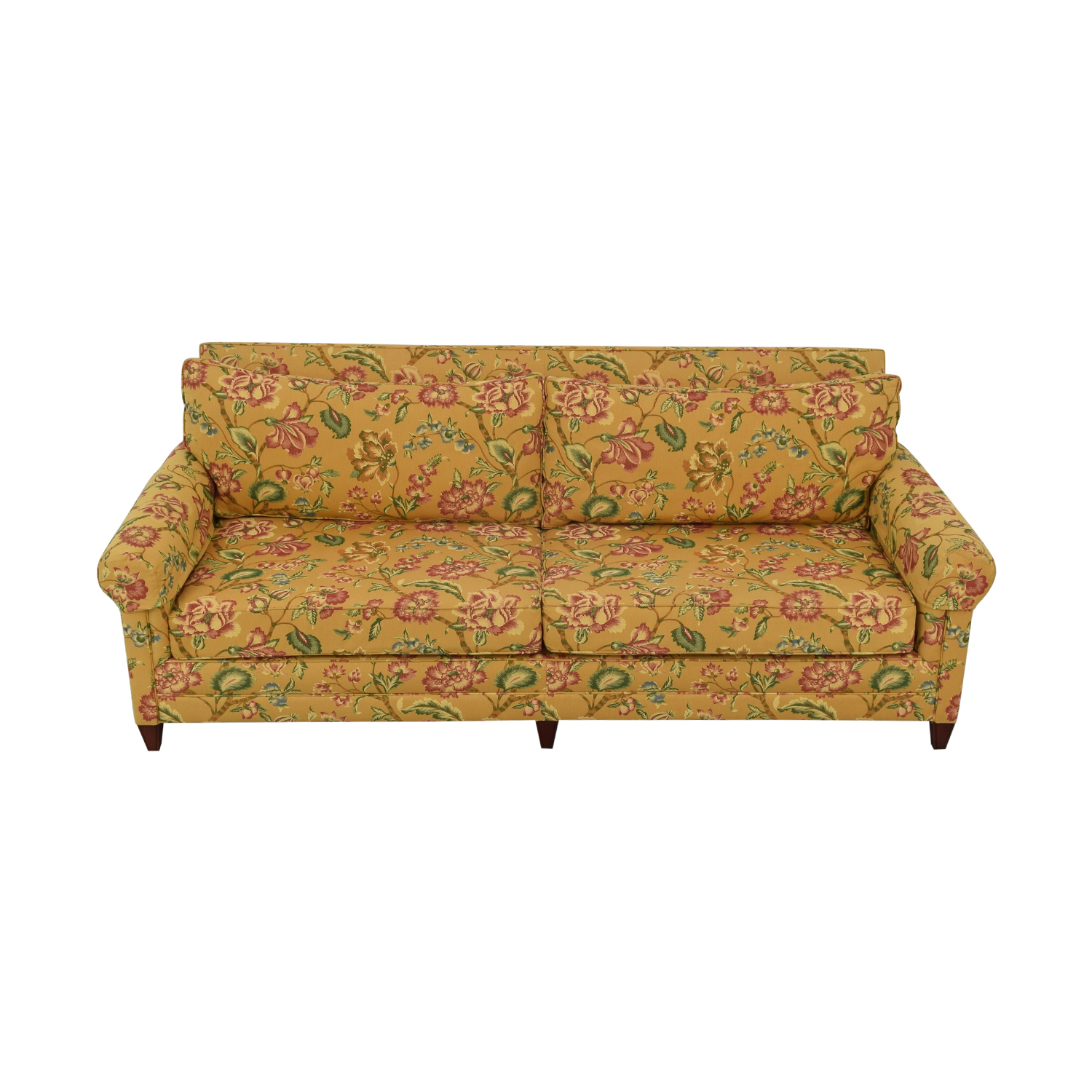 Ralph Lauren Home Sofa with Pierre Frey Fabric / Sofas