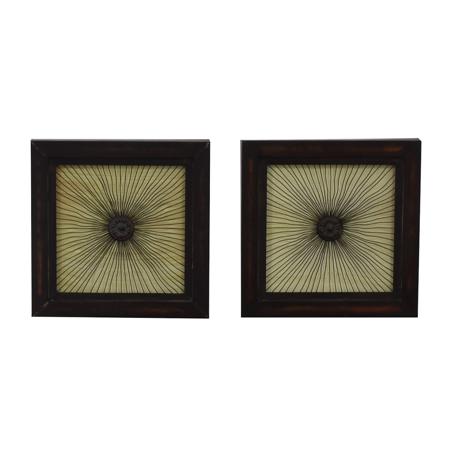 Neiman Marcus Neiman Marcus Abstract Wall Art Decor