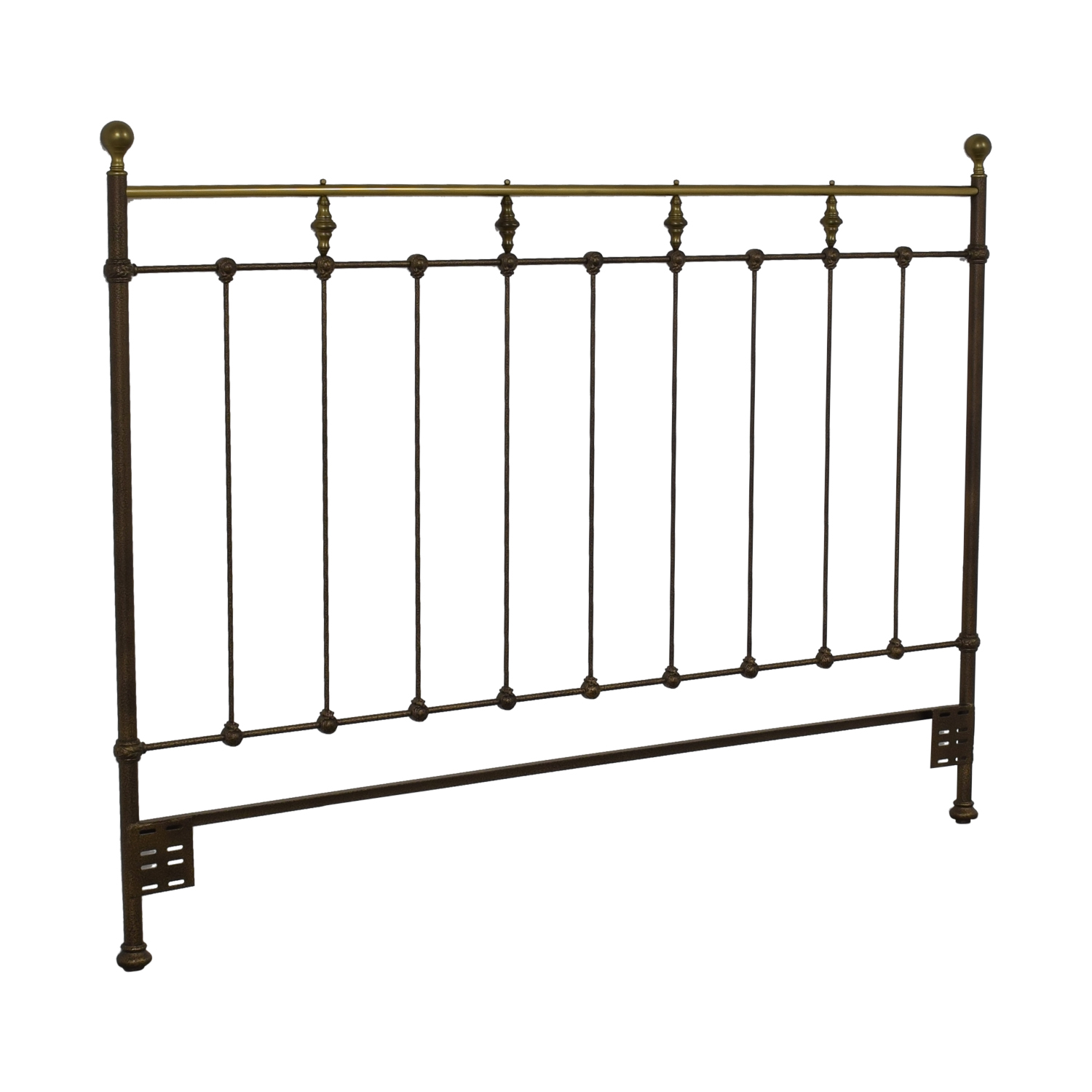 Vintage Slat King Headboard price