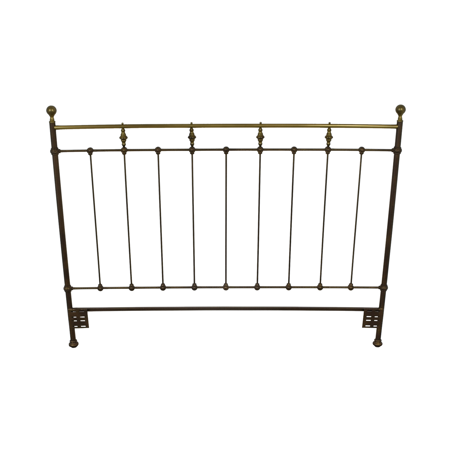Vintage Slat King Headboard for sale