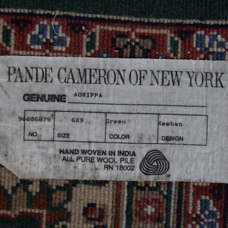 Pande Cameron Pande Cameron Hand Woven Rug dimensions