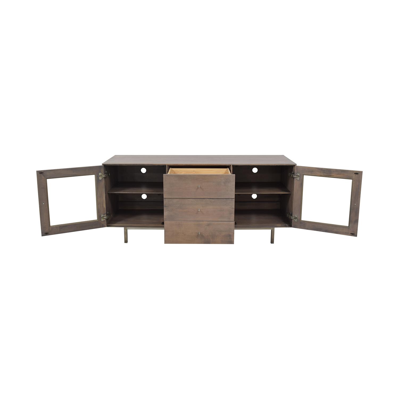 Room & Board Room & Board Hudson Modern Media Cabinet on sale