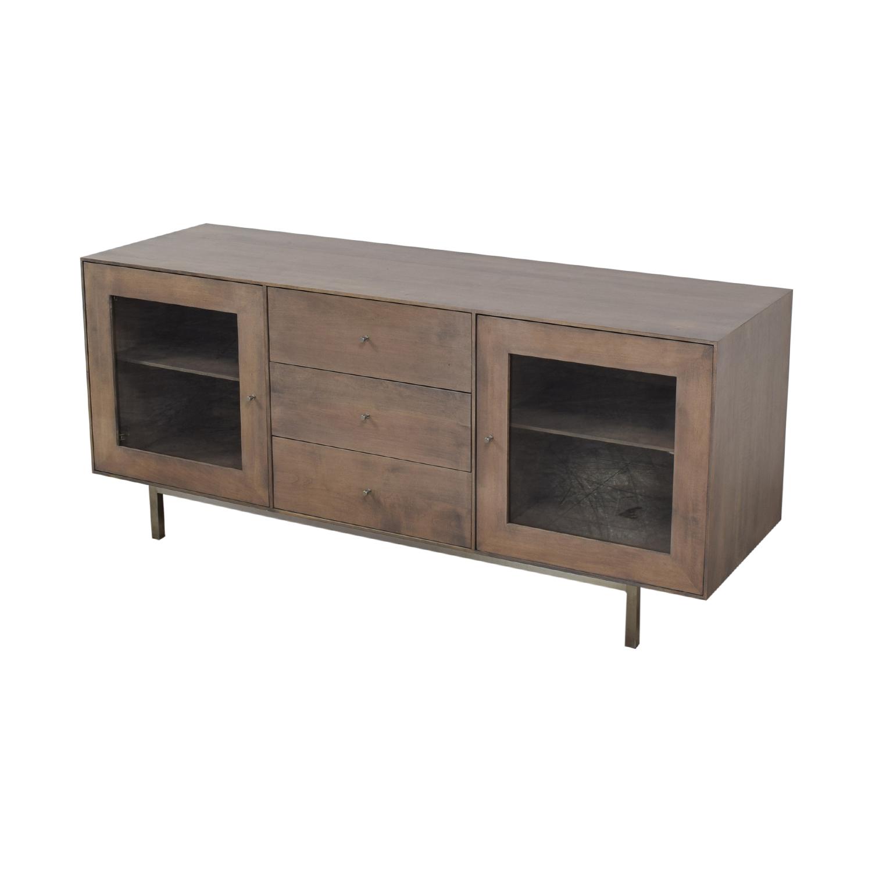 buy Room & Board Room & Board Hudson Modern Media Cabinet online