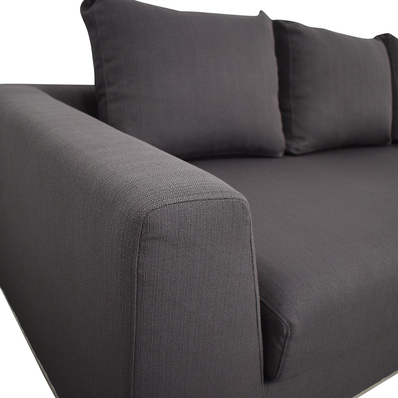 Modani Giovani Three Piece Sectional Sofa sale