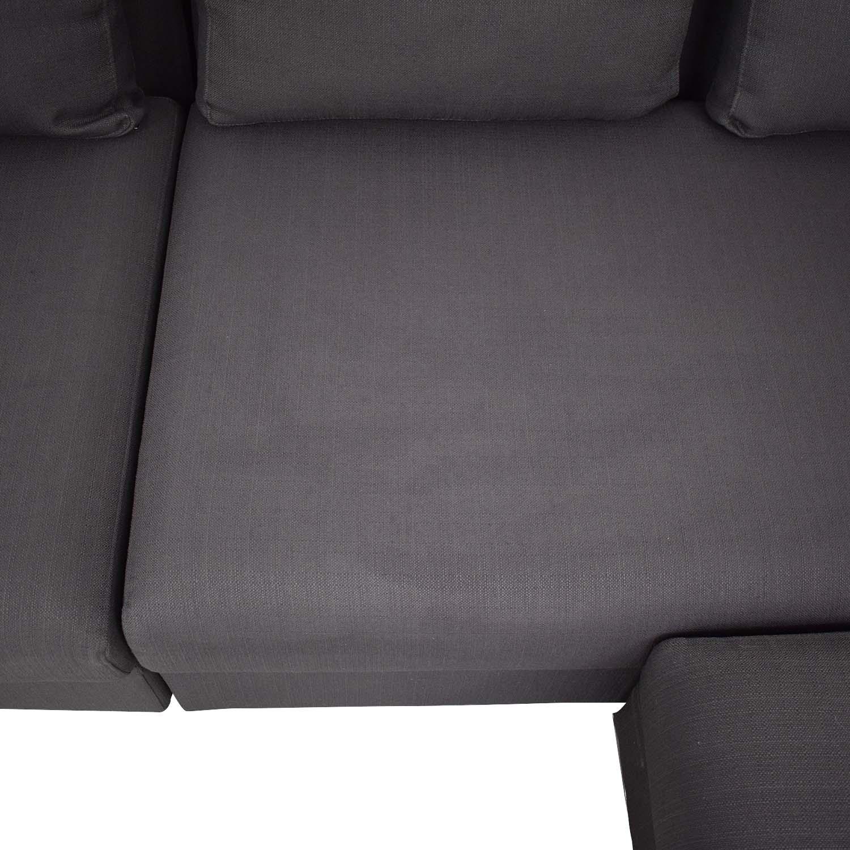 Modani Giovani Three Piece Sectional Sofa / Sectionals